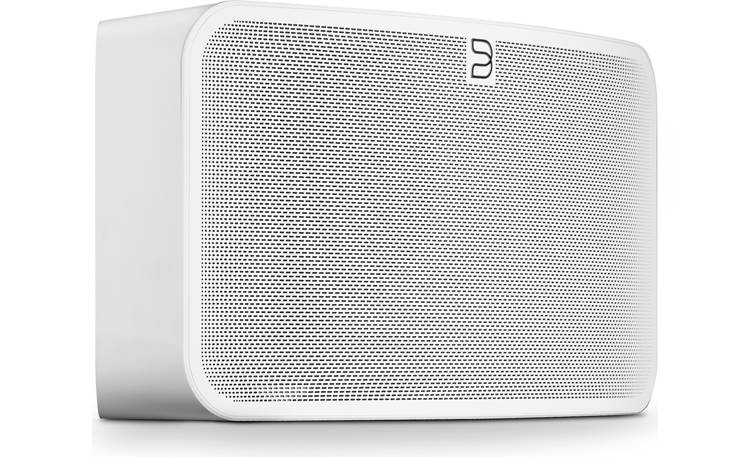 Bluesound Pulse Mini 2i White - left front