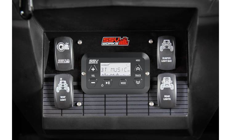 SSV Works RZ3-DM3 Dash Panel Other