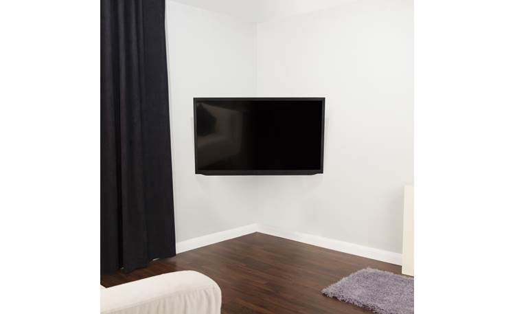 AVF Cornermount Wall mount your TV in any corner (TV not included)