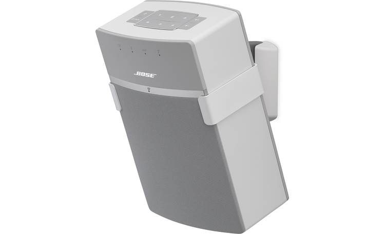 SoundXtra Wall Mount White - right front (Bose® SoundTouch® 10 speaker not included)