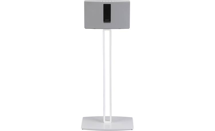 SoundXtra Floor Stand White - front (speaker not included)