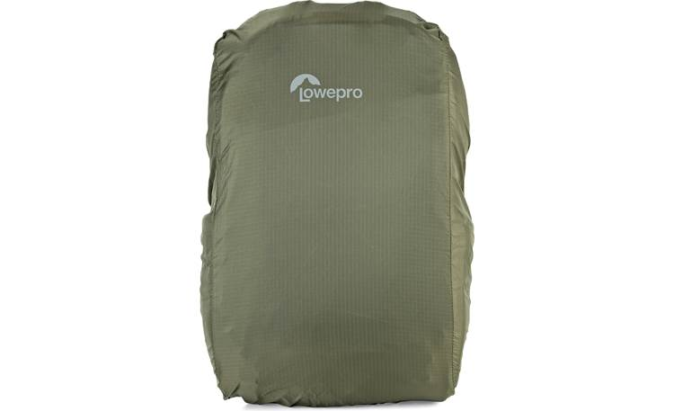 Lowepro m-Trekker BP 150 Shown with included rain cover