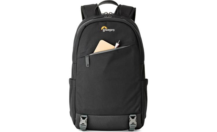 Lowepro m-Trekker BP 150 Zippered rear compartment for extra storage