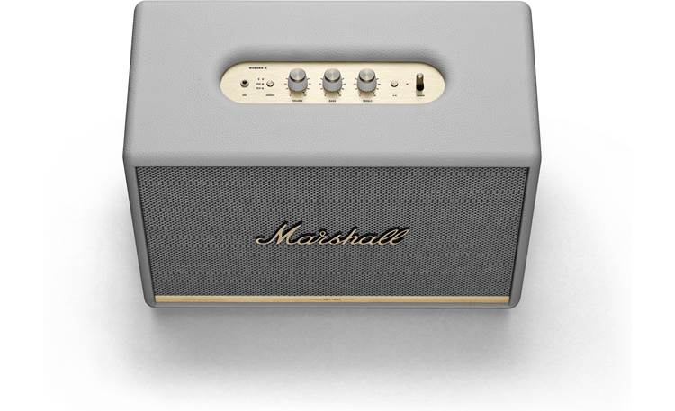 Marshall Woburn II Bluetooth® Top-mounted control buttons