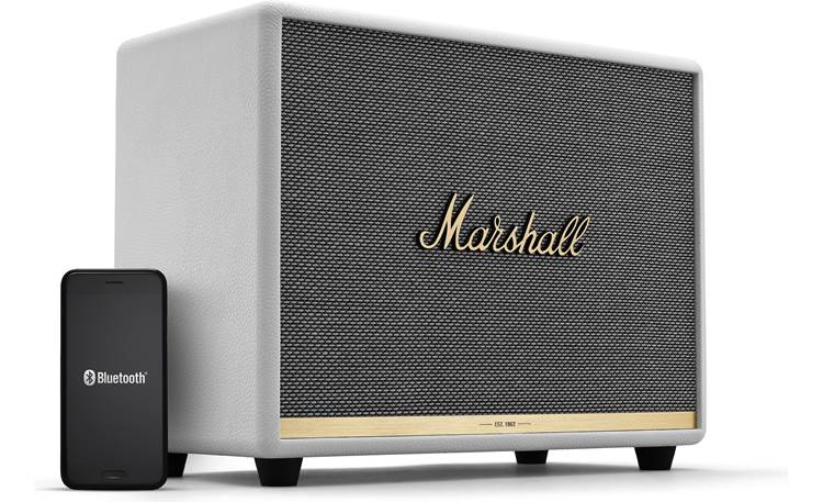 Marshall Woburn II Bluetooth® Simple control with Marshall Bluetooth app (smartphone not included)