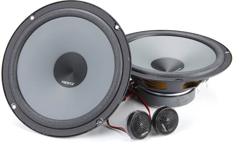 Hertz K 165 Move on from factory sound with Hertz's Uno Series