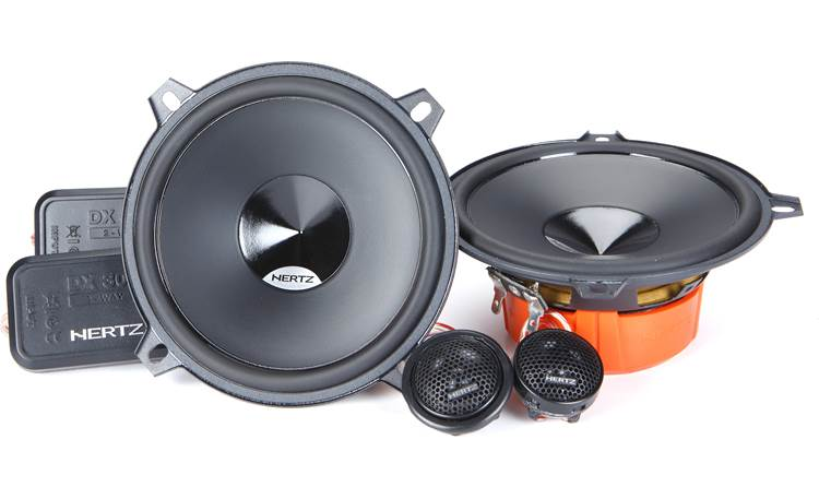 Hertz DSK 130.3 Swap out your old speakers for Hertz's Dieci Series