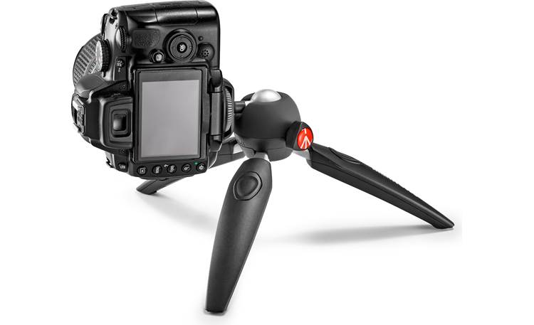 Manfrotto Pixi EVO Shown with camera in vertical orientation (camera not included)
