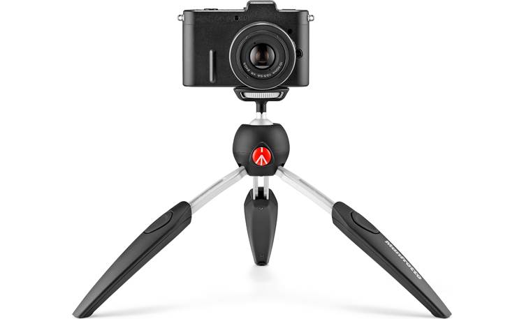 Manfrotto Pixi EVO Shown with legs extended at 50° (camera not included)
