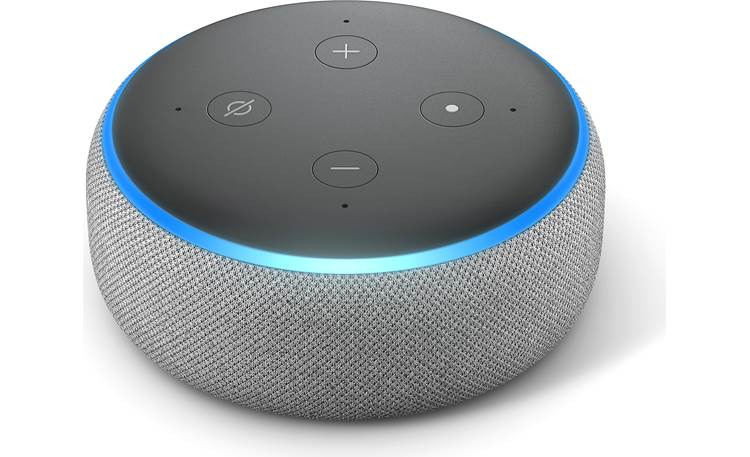 Amazon Echo Dot (3rd Generation) Gray