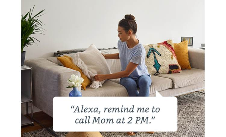 Amazon Echo Dot (3rd Generation) Gray -set reminders