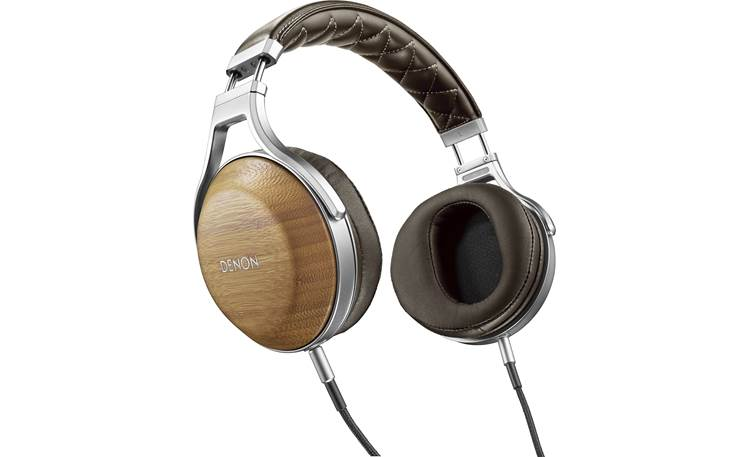 Denon AH-D9200 Soft leather earpads and headband lining