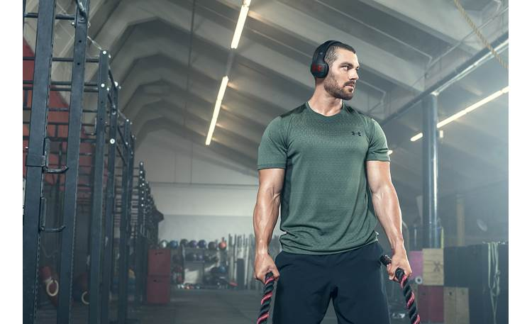 Under Armour® Sport Wireless Train — Engineered by JBL Other