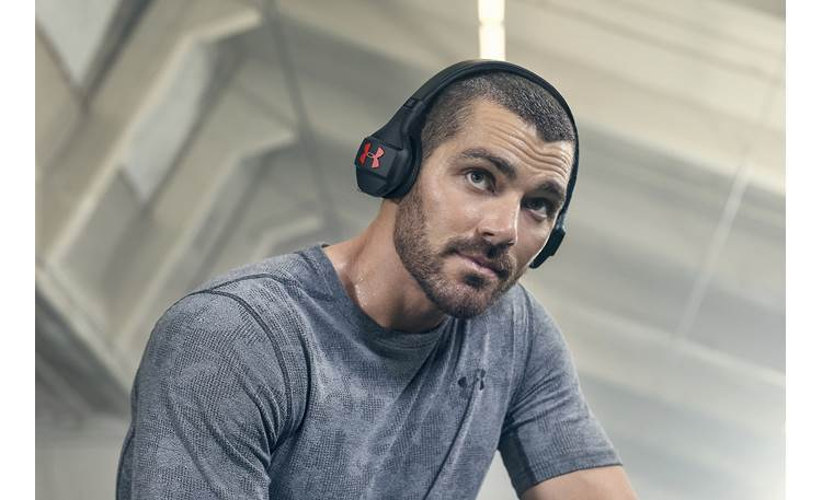 Under Armour® Sport Wireless Train — Engineered by JBL On-ear fit