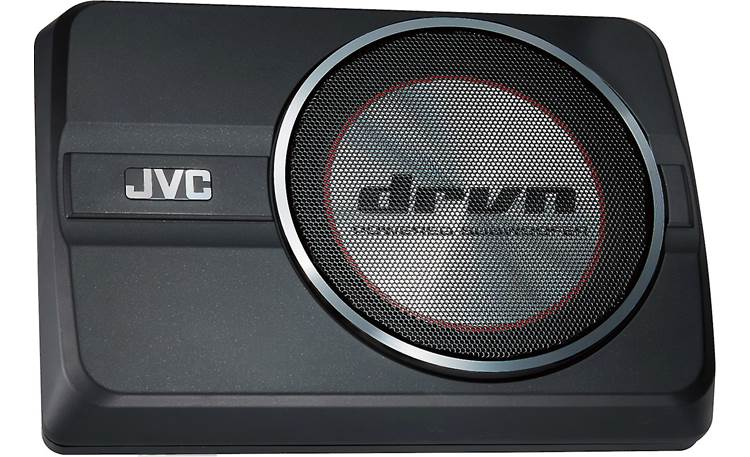 JVC CW-DRA8 its built-in amplifier delivers 150 watts to the 8