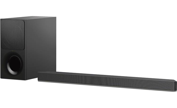Sony HT-X9000F Front