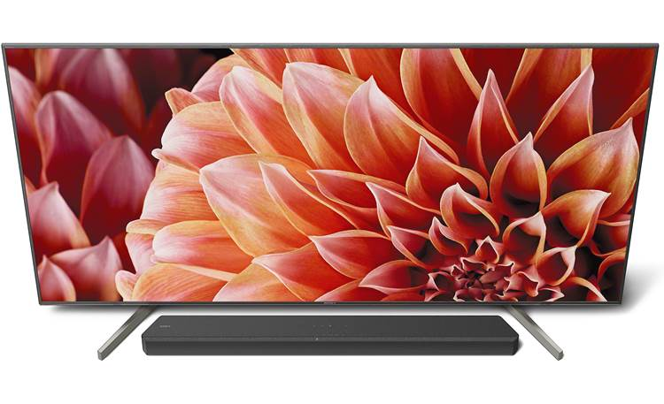 Sony HT-X9000F Designed to complement Sony's X900F TVs