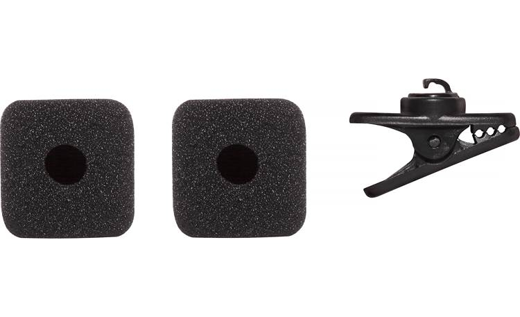 Shure RK377 Replacement Accessory Kit Front