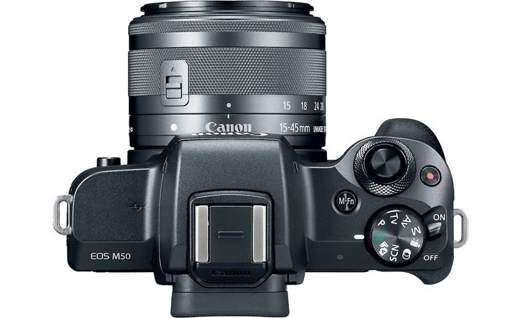 Canon EOS M50 Kit Top