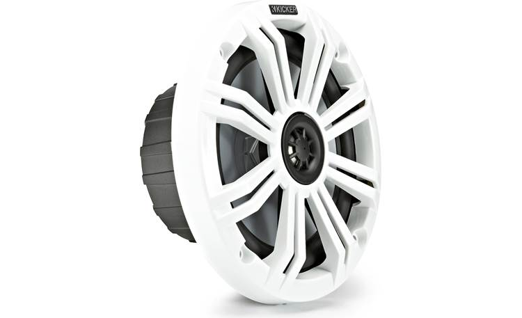 Kicker 45KM654 White grille