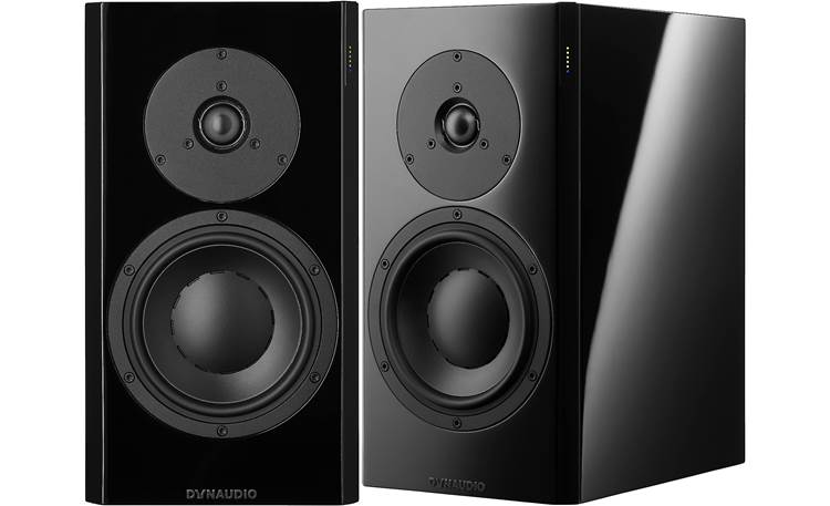 Dynaudio Focus 20 XD (Piano Black Lacquer) High-performance active stereo  speakers at Crutchfield