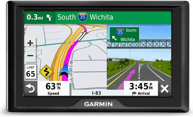 Garmin Drive™ 52 & Traffic Front
