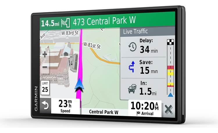 Garmin DriveSmart™ 55 & Traffic Other