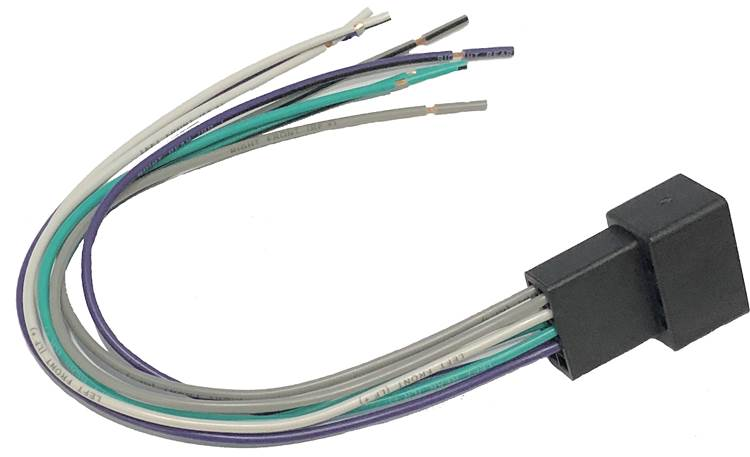 CRUX SWRTY-61C Wiring Interface Other