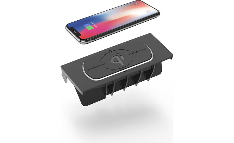 Scosche HAQ02 Add wireless phone charging to your Honda Accord (phone not included)