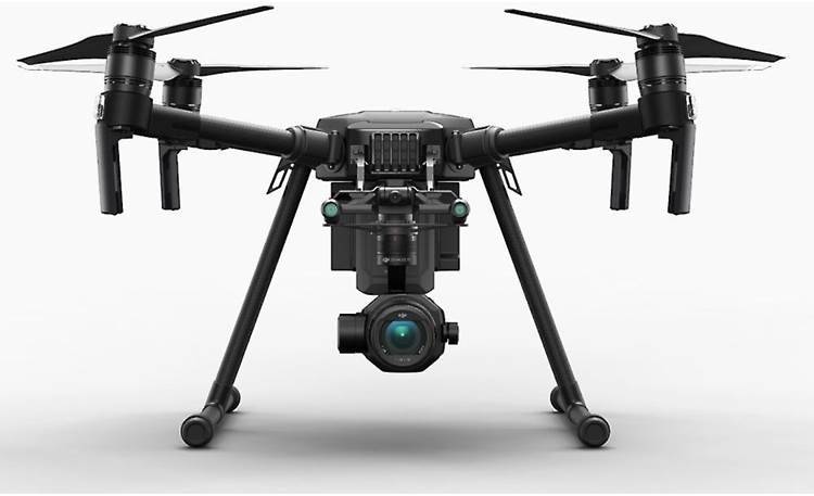 DJI Matrice 210 RTK V2 Enterprise Combo Downward gimbal orientation (camera not included)
