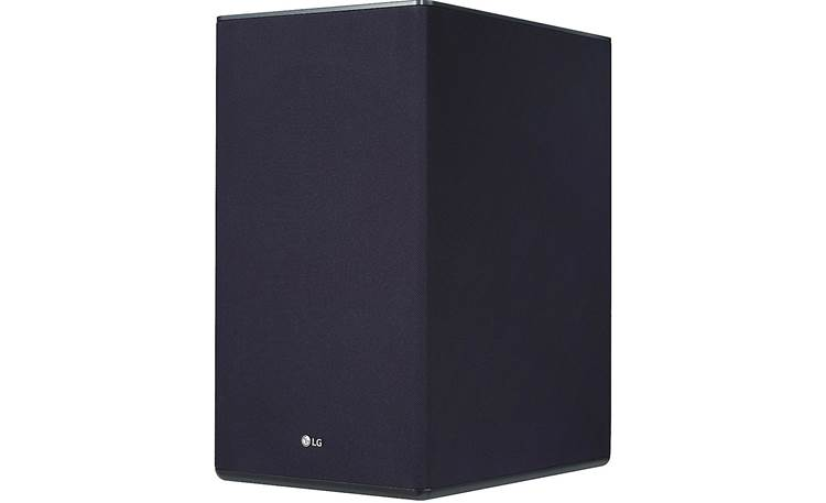 LG SL10YG Wireless sub for flexible placement