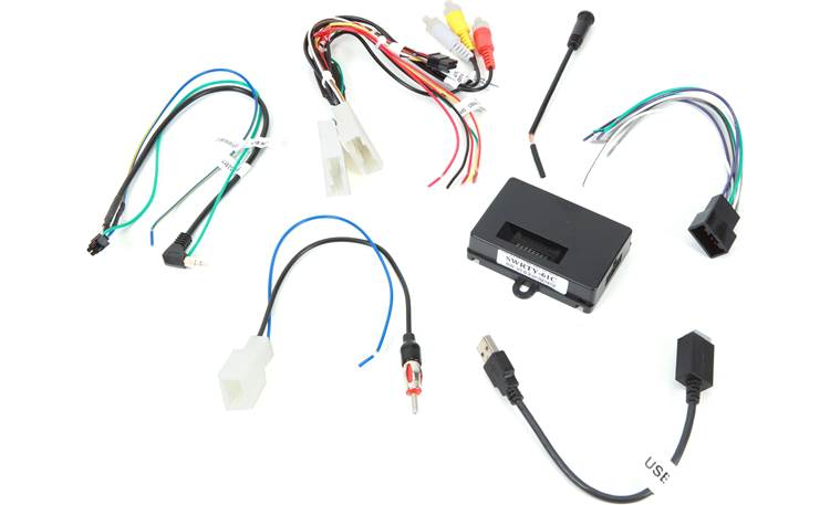 CRUX SWRTY-61C Wiring Interface Front