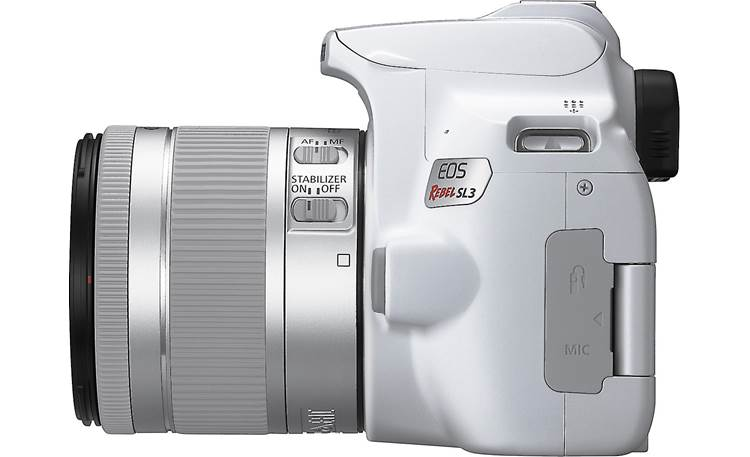 Canon EOS Rebel SL3 Kit Right side view