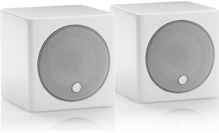 Monitor Audio Radius 45 Shown with grilles on