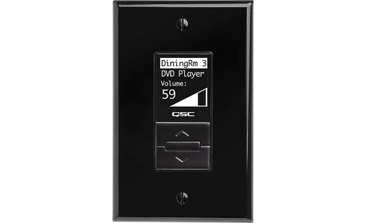 QSC MP-MFC Wall Controller Front