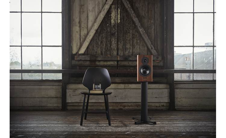 Dynaudio Evoke 20 Shown on optional stand