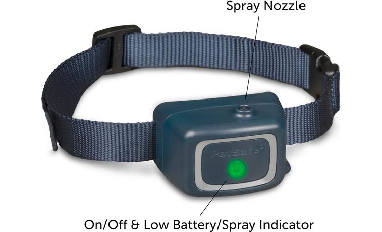 PetSafe Spray Bark Collar Adjustable to fit neck sizes up to 27 inches
