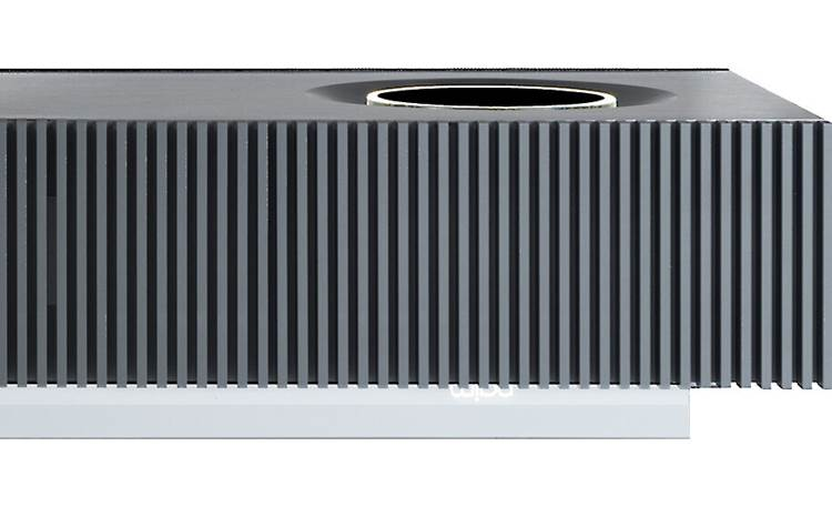Naim Mu-so 2nd Generation Integrated heat sinks for better performance