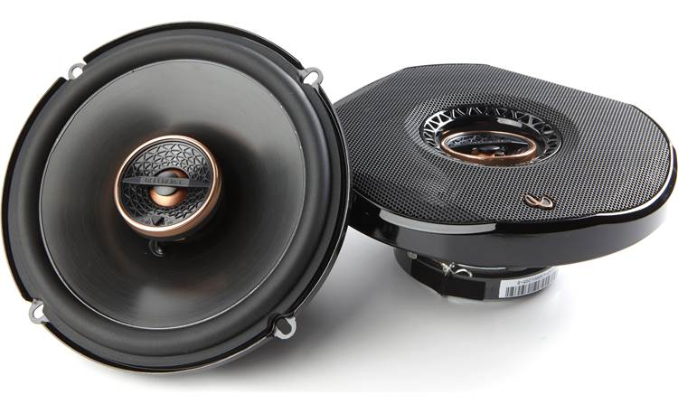 Infinity Reference REF-6532IX Infinity's PlusOne+ woofer cone moves more air than other speakers of similar size