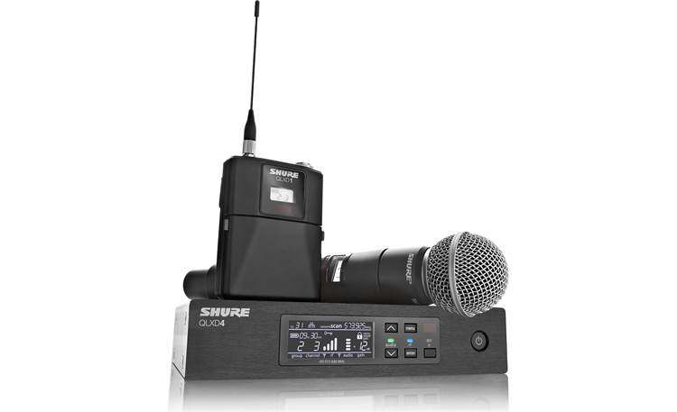 Shure QLXD24/SM58-G50 Other