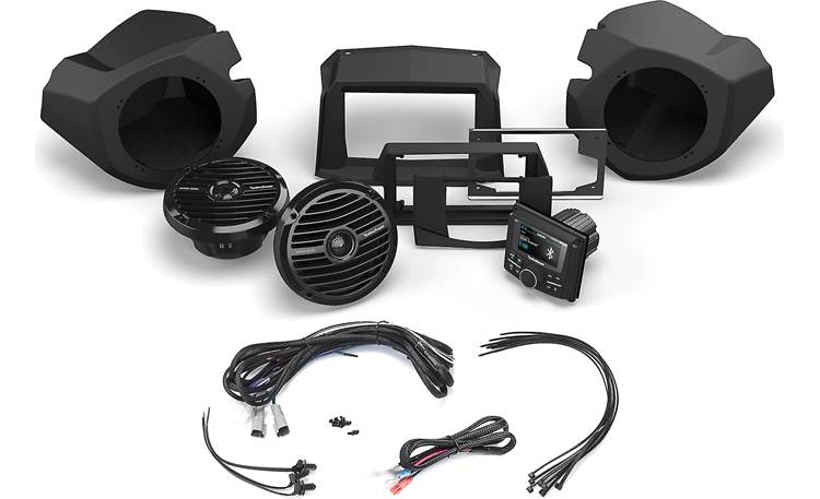 Rockford Fosgate RZR14-STAGE2 Front