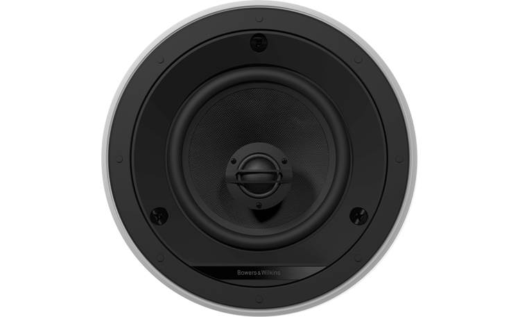 Bowers & Wilkins Performance Series CCM665 Shown individually with grille removed