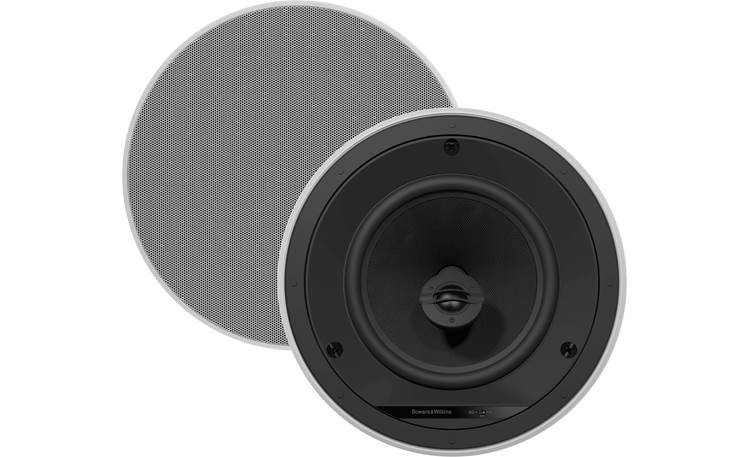 Bowers & Wilkins Performance Series CCM684 Shown with one grille removed