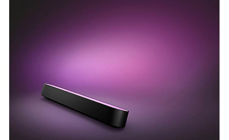 Philips Hue White and Color Ambiance Play Light Bar Extension Create the perfect ambiance