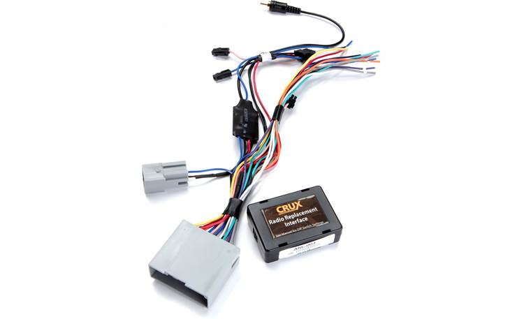 Crux SWRFD-60L Wiring Interface Front