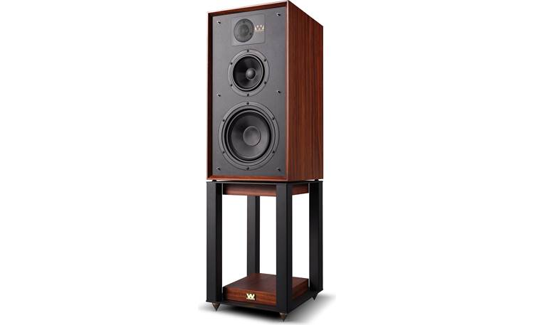 Wharfedale LINTON Stand Angled view (speaker not included)