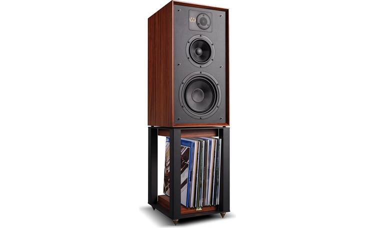 Wharfedale LINTON Stand Ample space for your vinyl (speaker not included)