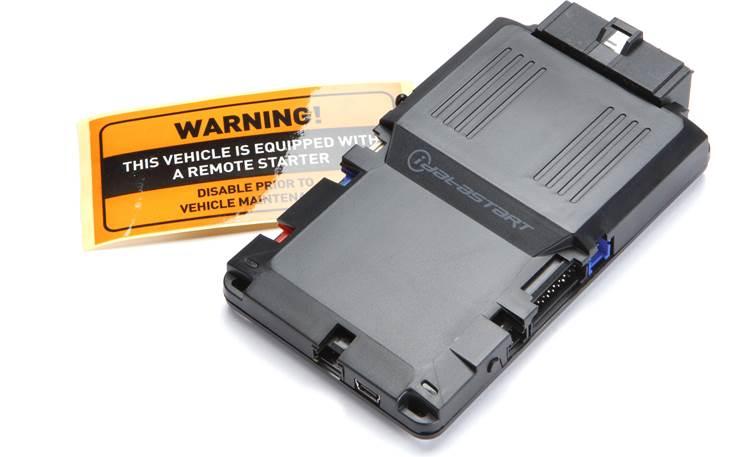 iDatastart CMHCXA0 Remote start system (also requires a vehicle-specific harness)