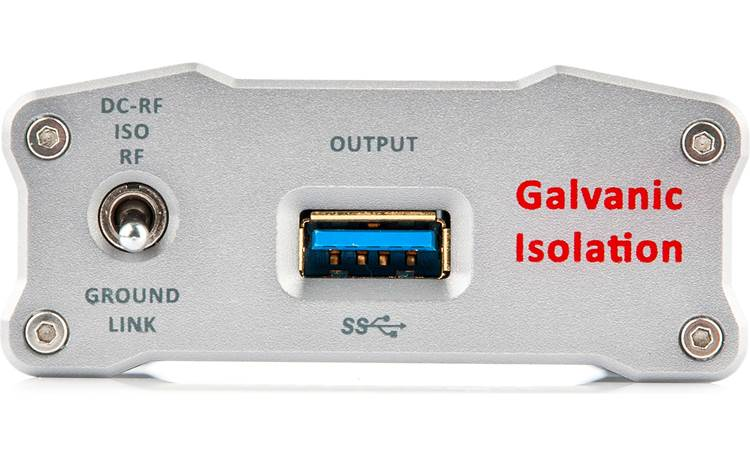 iFi Audio nano iGalvanic3.0 Type-A USB output