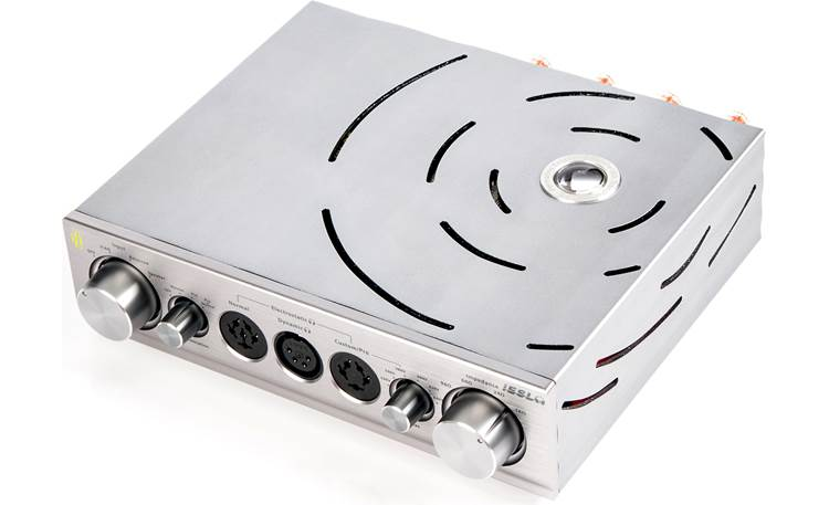 iFi Audio Pro iESL Metal chassis helps minimize vibrations